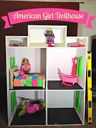 American Girl Dollhouse • American Girl Ideas   American Girl IdeasAmerican Girl Dollhouse