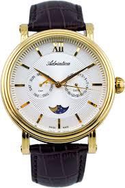 Купить Мужские швейцарские наручные <b>часы Adriatica</b> A8236 ...