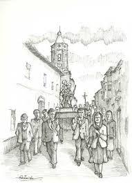 Resultado de imagen de procesión