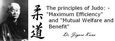 motto del judo
