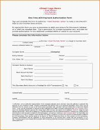 ach authorization form 9739410 png letterhead template sample uploaded by kirei syahira
