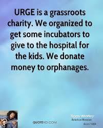 Inspirational Quotes About Donating Money. QuotesGram