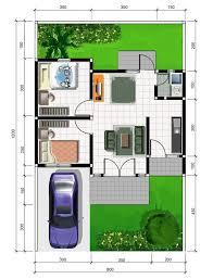 desain denah rumah tipe 36: Rumah minimalis type 36 terbaru