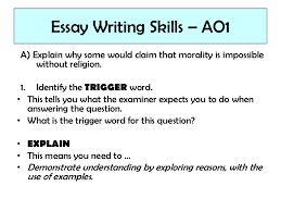 Writing an essay is a vital skill for being successful at university  edX Blog