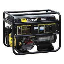 <b>Генератор бензиновый Huter DY9500LX</b>-3, 8 кВт купить недорого ...