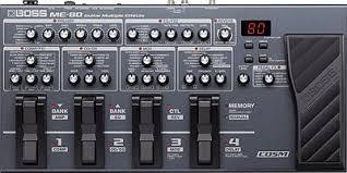 <b>BOSS ME</b>-<b>80 Гитарный процессор</b> эффектов купить, цена