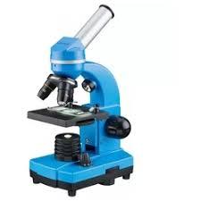 «<b>Микроскоп Bresser Junior Biolux</b> SEL 40–1600x, фиолетовый ...