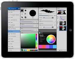 Adobe выпускает Photoshop Touch для iOS и Android