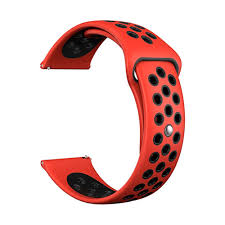 <b>Ремешок Lyambda</b> Alioth для Galaxy Watch Active, спортивный ...