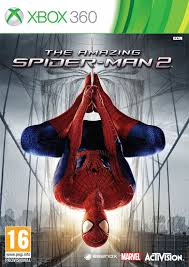 The Amazing Spider-Man 2 RGH + DLC Xbox 360 Español [Mega+]