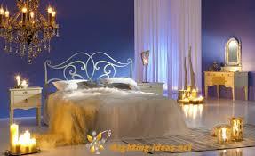 bedroom light fixtures luxury bedroom design with romantic candlelight ambient lighting ideas