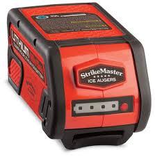 Купить <b>Ледобур электрический Mora Ice</b> StrikeMaster 40V Lithium ...