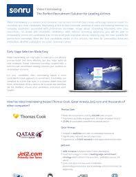 hamilton resourcing recruitment solutions airline spotlight