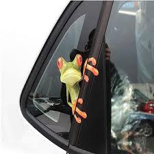 <b>Funny</b> Creative <b>3D Big</b> Eyes Car Decal Black Sticker Peeking ...