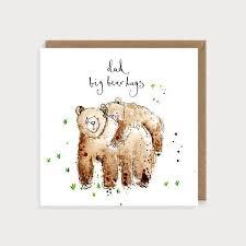 Card Dad <b>Big Bear Hugs</b> – Ideas By the Bay