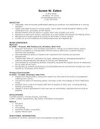 Additional Information On Resume Examples     Binuatan
