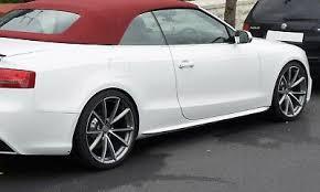 for Audi RS5 A5 A7 A6 A4 RS4 Q7 wheels rims 20 inch 20x9 <b>5x112</b> ...