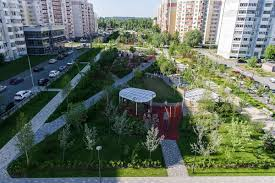 <b>White Flowers</b> Boulevard in Kazan — Strelka Mag