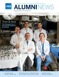 alumni news fall 2011 edition by hospital for special surgery issuu