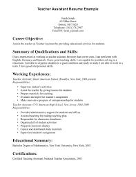 how to write a resume for a teacher  seangarrette cohow to write a resume teacher successful easyjob assistant   how to write a resume