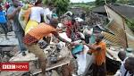 Mozambique rubbish dump collapse 'kills at least 17' people