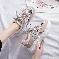 <b>VTOTA</b> Women Casual <b>Shoes</b> Breathable <b>Flat Sneakers</b> Women ...