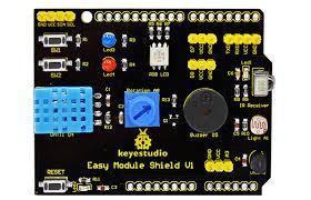 Ks0183 keyestudio <b>Multi</b>-<b>purpose Shield</b> V1 - Keyestudio Wiki