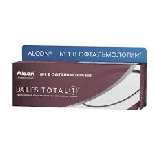 Купить <b>контактные линзы Alcon</b>® <b>Dailies</b> (<b>Alcon</b>) Total1 (цвет ...