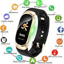 Купите <b>lige</b> 2019 new <b>smart</b> watch men heart rate blood онлайн в ...