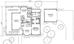 Convenience And Charm for Empty Nesters   D   st Floor Master    Floor Plan