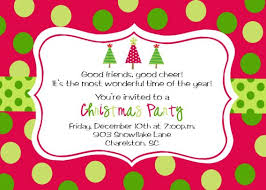 christmas party invite template  cimvitation christmas party invite template is the masterpiece of your magnificent party invitations 4