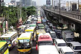 cardinal tagle urges gov t to solve metro s traffic jams traffic congestion along edsa in metro manila