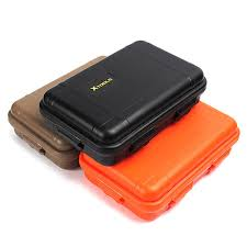 <b>1Pc Outdoor Survival Emergency</b> Box Large Dustproof Pressure ...