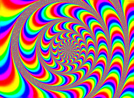 optical illusion 4(candy colors) | Comics and Memes via Relatably.com