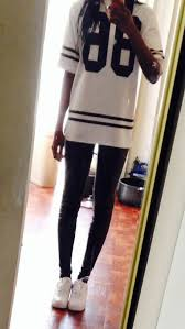 pants leather leggings nick air force black and white oversized sweater oversized top oversized oversized t air force white womens