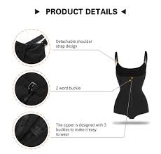 Lover Beauty <b>Women Bodysuit</b> Slimming Sheath Corset Modeling ...