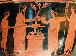 ANCIENT GREEK RELIGIOUS BELIEFS, RITUALS AND SACRIFICES