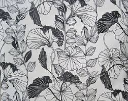 Image result for black and white leaves