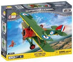 <b>Конструктор Cobi</b> Great War 2975 <b>Самолет</b> Sopwith F.1 Camel ...