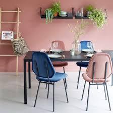<b>2 стула</b> в винтажном стиле из велюра diamond <b>La Redoute</b> ...