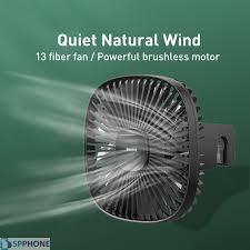 <b>Магнитный вентилятор заднего</b> для сиденья Baseus Natural Wind ...
