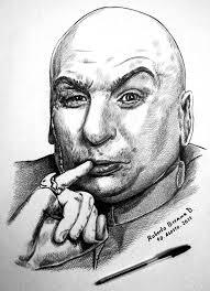 <b>dr evil</b> | <b>Dr evil</b>, Drawings, <b>Austin powers</b>