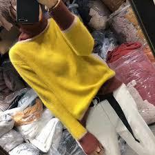 <b>2019 autumn winter</b> cashmere <b>sweater</b> female pullover high collar ...