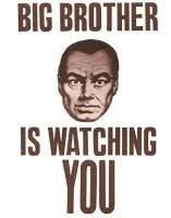"The ""<b>Big Brother</b> is Wathcing You"" Effect - The Warning Signs"