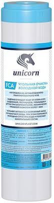 """<b>Картридж угольный Unicorn</b> """"FCA"""", для очистки воды, 10 ..."""
