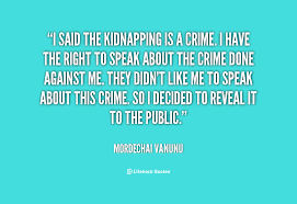 Kidnapping Quotes. QuotesGram via Relatably.com