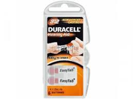 <b>Батарейки Duracell ActiveAir</b> Nugget Box ZA312 DA312/6BL, код ...
