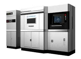 <b>Shining</b> 3D EP-M250 | 3D metal printer | <b>Lots of</b> material