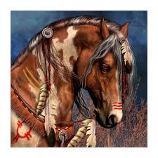 <b>Beautiful Horse</b> 5D <b>Diamond</b> Painting <b>Embroidery</b> DIY Cross Stitch ...