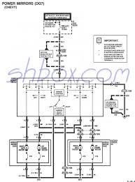 camaro fuse diagram 4th gen lt1 f body tech aids power mirror schematic 1995 camaro